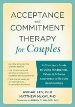 acceptance commitment therapy book abby lev